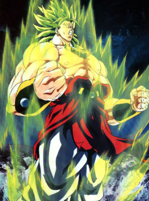 HAPPY 1000TH POST RYAN Broly